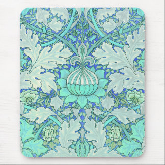 William Morris Design Mouse Pad