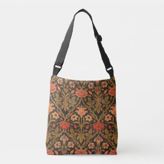 William Morris Floral Tote Bag