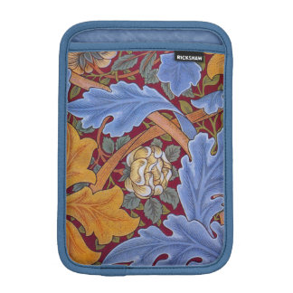 William Morris Floral Wallpaper Pattern iPad Mini Sleeve