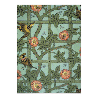 William Morris Garden Card
