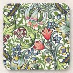 William Morris Golden Lily Floral Chintz Pattern