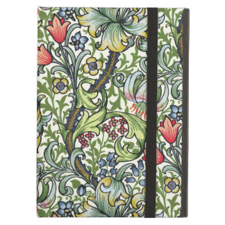 William Morris Golden Lily Floral Chintz Pattern Case For iPad Air