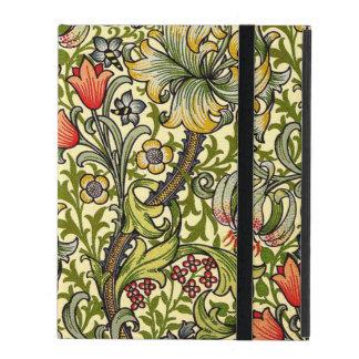 William Morris Golden Lily iPad Cover
