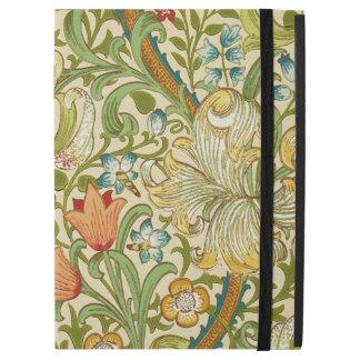 "William Morris Golden Lily Vintage Pre-Raphaelite iPad Pro 12.9"" Case"