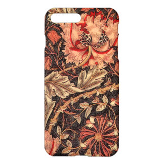 William Morris Honeysuckle Vintage Floral iPhone 7 Plus Case