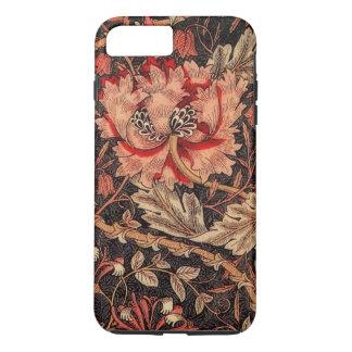 William Morris Honeysuckle Vintage Pattern iPhone 7 Plus Case