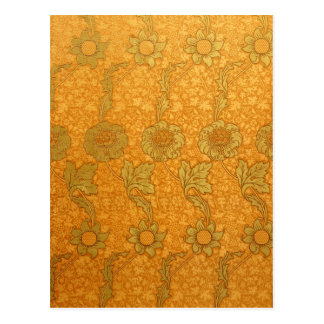 William Morris Kennet Pattern Postcard