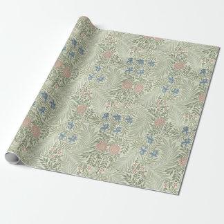 William Morris Larkspur Floral Pattern