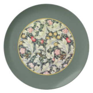 William Morris Leicester Vintage Floral Plate