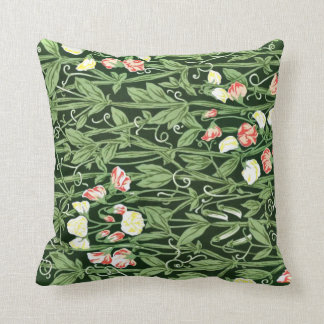 William Morris pattern, Sweetpea Cushion