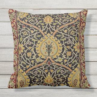 William Morris Persian Carpet Art Print Design Cushion