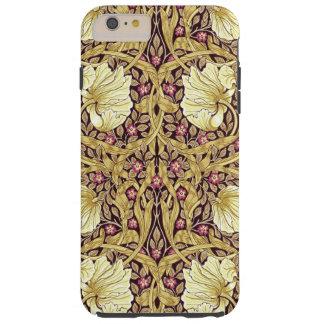 William Morris Pimpernel Vintage Floral Pattern Tough iPhone 6 Plus Case