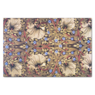 William Morris Pimpernel Vintage Floral Tissue Paper