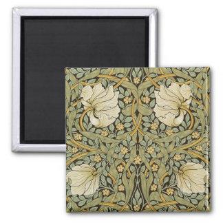 William Morris Pimpernel Vintage Pre-Raphaelite Magnet