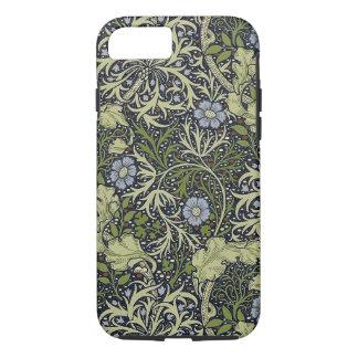 William Morris Seaweed Pattern Floral Vintage Art iPhone 7 Case
