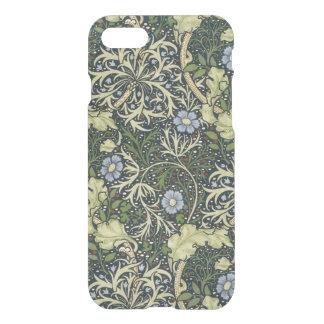 William Morris Seaweed Pattern Floral Vintage Art iPhone 8/7 Case