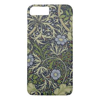 William Morris Seaweed Pattern iPhone 7 Plus Case