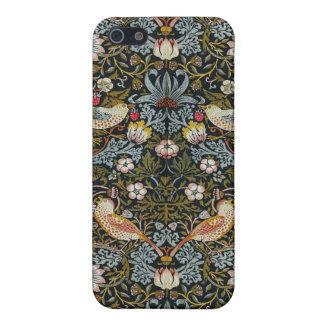 William Morris Song iPhone 5 Cases