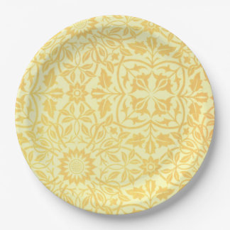 William Morris St. James Place Ceiling Paper Paper Plate