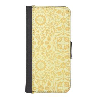 William Morris St. James Place Ceiling Paper iPhone 5 Wallet Case