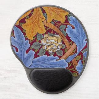 William Morris St. James Vintage Floral Design Gel Mouse Pad