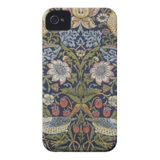 William Morris Strawberry Thief Design 1883 iPhone 4 Cover