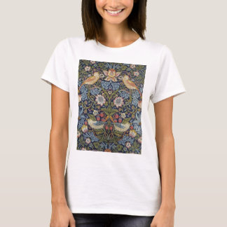 William Morris Strawberry Thief Design 1883 T-Shirt