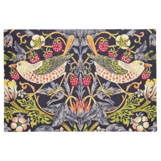 William Morris Strawberry Thief Floral Art Nouveau Doormat