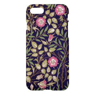 William Morris Sweet Briar Floral Art Nouveau iPhone 8/7 Case