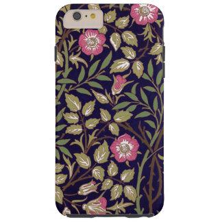 William Morris Sweet Briar Floral Art Nouveau Tough iPhone 6 Plus Case
