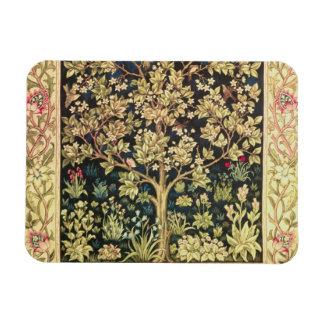 William Morris Tree Of Life Magnet