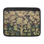 William Morris Tree Of Life Vintage Pre-Raphaelite MacBook Sleeve