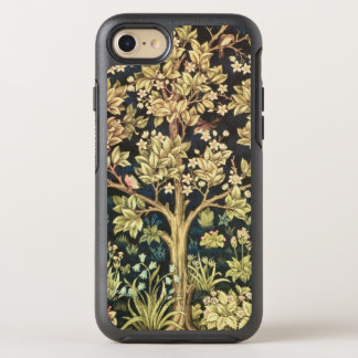 William Morris Tree Of Life Vintage Pre-Raphaelite OtterBox Symmetry iPhone 7 Case