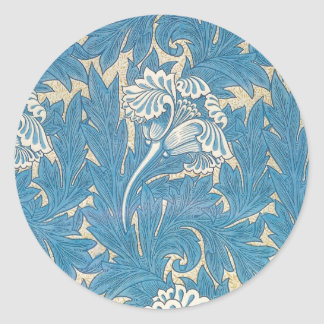 William Morris Tulip - Sticker