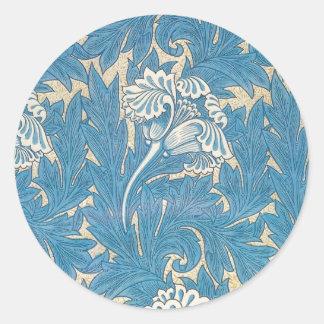 William Morris Tulip - Sticker