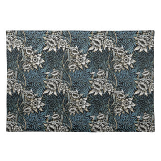 William Morris Tulips and Willow Placemat