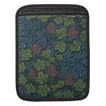 William Morris Vine Wallpaper Design iPad Sleeves