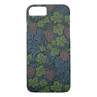William Morris Vine Wallpaper Design iPhone 7 Case