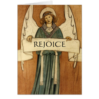 William Morris Vintage Angel Cards