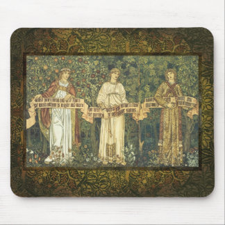 William Morris Vintage Mousepad