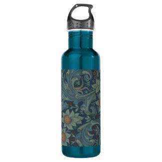 William Morris Vintage Orchard Floral Design 710 Ml Water Bottle