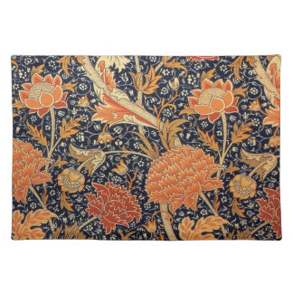 William Morris Wallpaper Cray Design Placemat