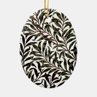 William Morris - Willow Bough Ceramic Ornament