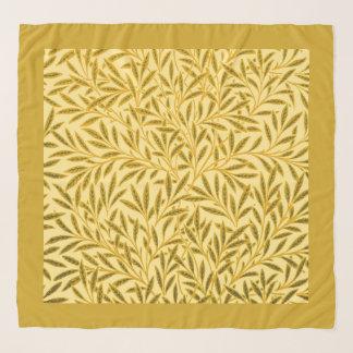 William Morris Willow Pattern, Mustard Yellow Scarf