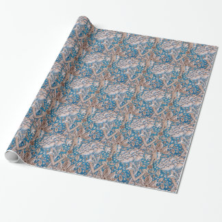 William Morris Windrush Wrapping Paper