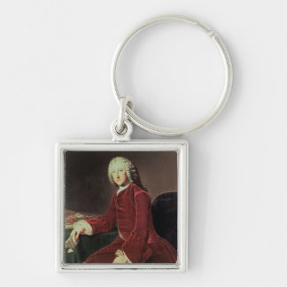William Pitt the 'Elder', later 1st Earl of Chatha Keychain