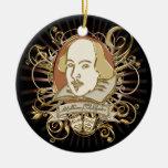 William Shakespeare Crest (Gold)