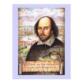 William Shakespeare Flyer