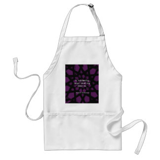 William Shakespeare Inspirational Sister Quote Standard Apron