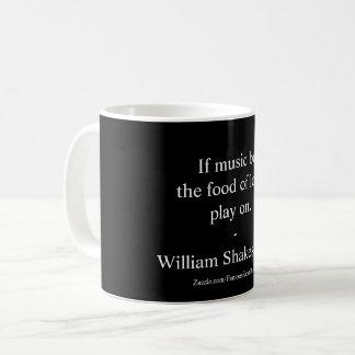 William Shakespeare Love Quote Coffee Mug